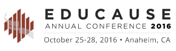 exhibitor directory educauseannual conference 2016 logo