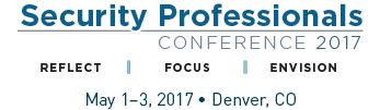 Security Professionals Conference 2017